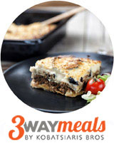 3WayMeals Logo
