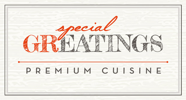 logo special greatings